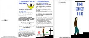 Como conocer a Dios Cara B  - copia